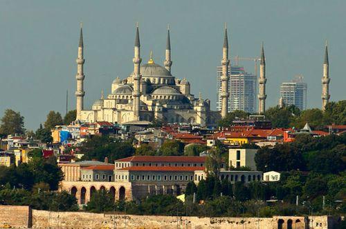Новости: В центре Стамбула снесут небоскрёбы