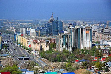 Новости: Алматы назвали одним из лучших городов СНГ