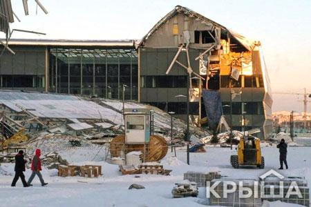 Новости: Рухнувшую конструкцию натерритории ЭКСПО восстановят черезмесяц