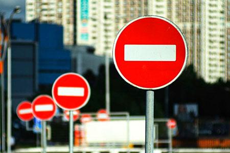 Новости: Участок дороги в центре Астаны перекроют