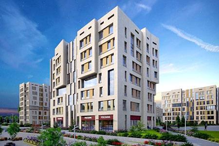 Новости: Квартиры вЭКСПО-городке начнут продавать врассрочку