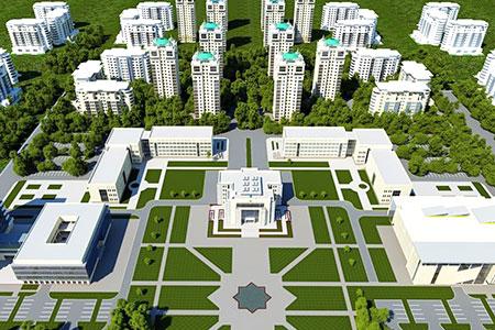Новости: Новая резиденция акима Наурызбайского района обойдётся в7млрд тенге