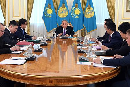 Новости: Назарбаев поручил решить проблемы ипотечных заёмщиков
