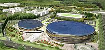 Новости: Началось строительство одного из главных объектов Универсиады
