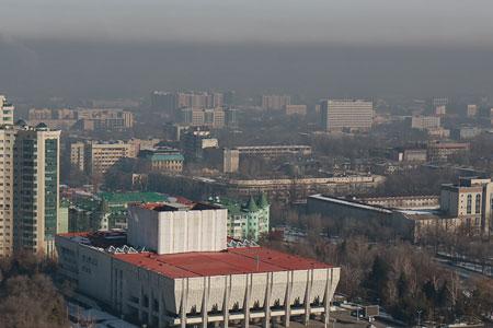 Новости: «Алматытеплокоммунэнерго»: Вредные выбросы ватмосферу города сократятсявдвое