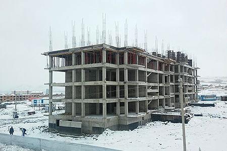 Новости: Вкладчикам ЖССБК придётся подождать жильё