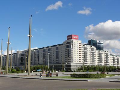 Жилой комплекс Нурсая в Астана