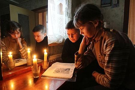 Новости: Жители окраин Астаны остались без света