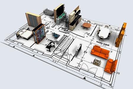 Новости: В здании «Алматыгенплана» можно будет смоделировать перепланировку квартиры