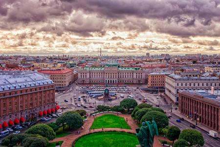 Новости: Названы 50самых красивых городов мира