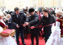 Новости: В Астане 30 вкладчиков ЖССБК получили квартиры