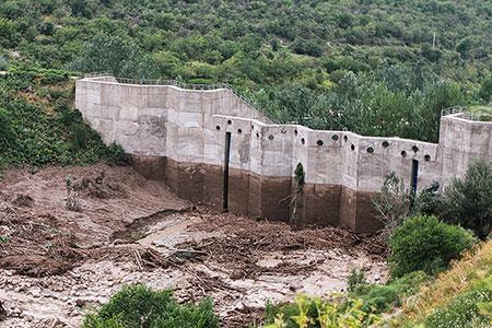 Новости: Новые плотины появятся на четырёх реках Алматы