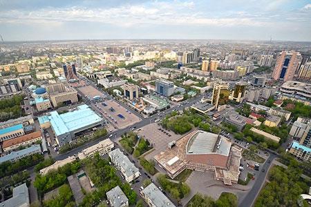 Новости: Назарбаев подписал указ о расширении границ Астаны