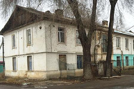 Новости: В Бостандыкском районе снесут 108 ветхих домов