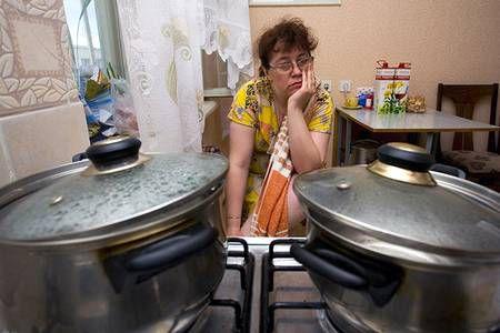 Новости: Тысячи костанайцев почти пять суток провели без воды