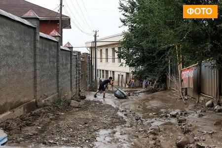 Новости: Сель в Алматы: кто и чем помогает пострадавшим