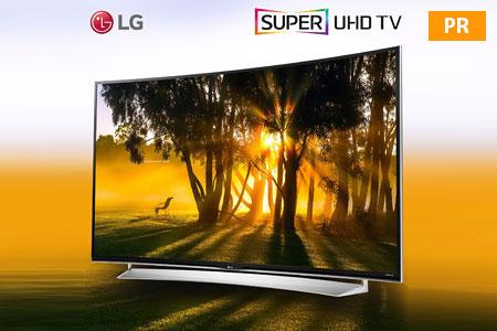 Статьи: LG: телевизоры SUPER UHD TV– будущее в вашем доме!