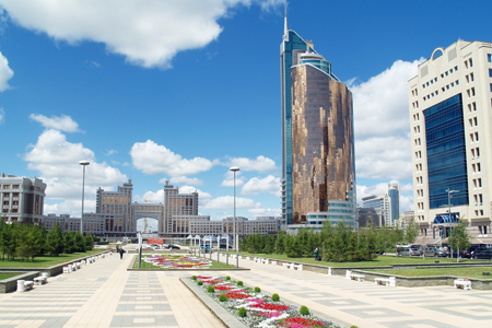 Новости: В столице возведут 50 новых общественных зон