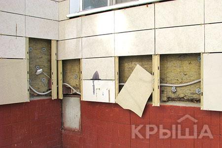 Новости: В Астане «обезвредят» фасады домов