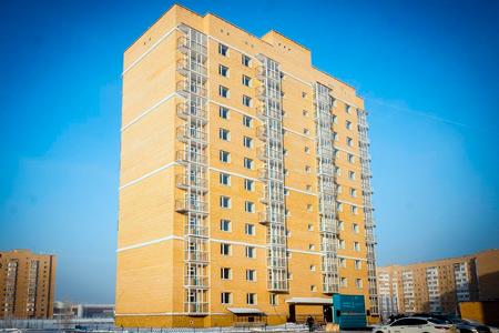 Новости: Более 300 арендных квартир получат очередники вНур-Султане