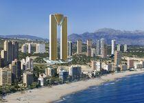 Новости: В испанском небоскрёбе забыли установить лифт