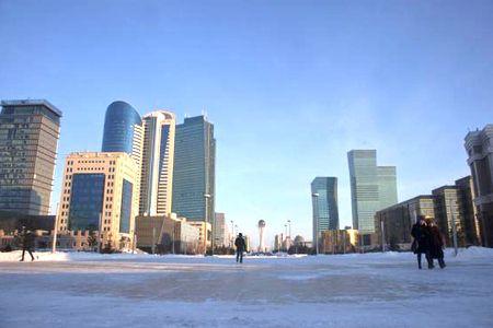 Новости: Астана–2015: холодно и страшно?