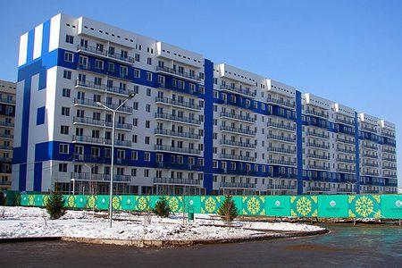 Новости: Под Алматы строят доступное жильё