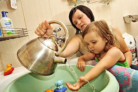 Новости: В Алматы отключат воду в  нескольких  микрорайонах