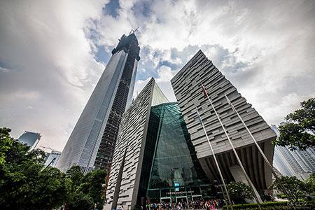 Новости: ВКитае заработал самый быстрый вмире лифт
