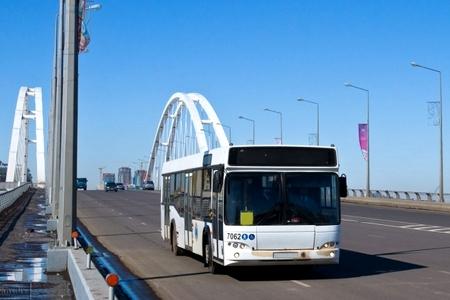Новости: Астана: экспресс-маршрут № 53 стал историей