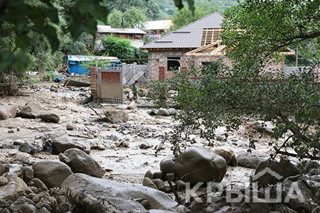 Новости: Алматинские власти начали изымать землю вдоль реки Каргалы