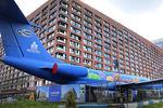 Новости: Авиалайнер софисом внутри выставили напродажу