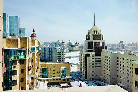Новости: В Астане начался приём документов на реализацию квартир по линии ЖССБК