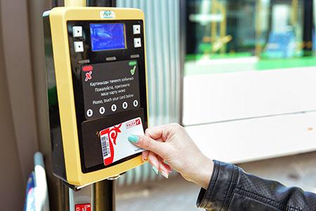 Новости: Астанчан хотели обмануть нальготных проездныхкартах