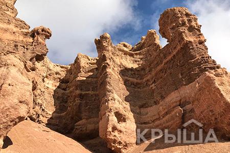 Новости: Врайоне Чарынского каньона построят парк развлечений за1.5млрдтенге
