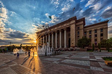 Новости: Где в этом году в Алматы появятся новые фонтаны