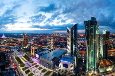 Новости: Какой будет Астана через несколько лет?