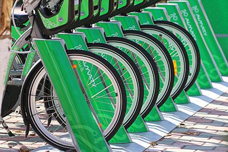 Новости: Станции попрокату велосипедов построят вШымкенте