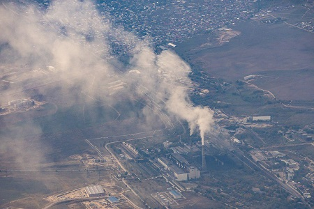 Новости: Электронную базу данных озагрязнении окружающей среды создадут вРК