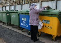 Новости: В Талдыкоргане установили евроконтейнеры