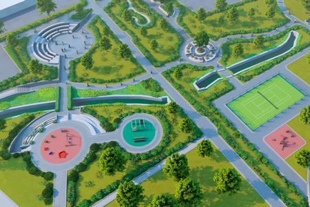 Новости: Как будет выглядеть набережная Карасу в Алматы