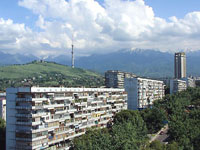 Новости: В Алматы будет сильное землетрясение