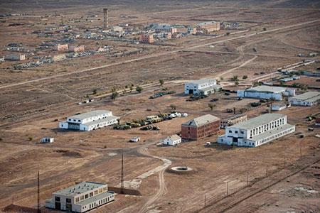 Новости: Международные трассы построят на территории военных полигонов