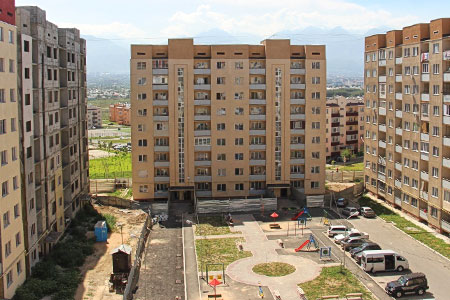Новости: Укрепление одного дома вмкр «Алгабас» обойдётся в6млн тенге