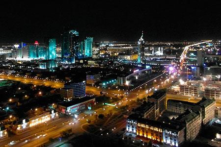 Новости: Назван самый криминогенный район Астаны