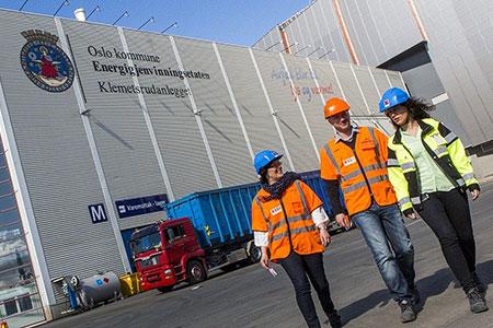 Новости: Первый в мире эксперимент по экологичному сжиганию мусора провели в Норвегии