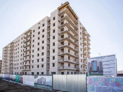 Жилой комплекс Smart City в Есильский р-н