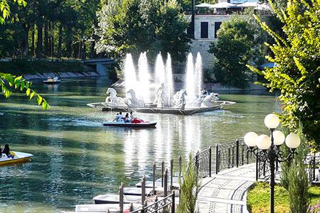 Новости: «Остров яблок» построят в Центральном парке культуры иотдыхаАлматы