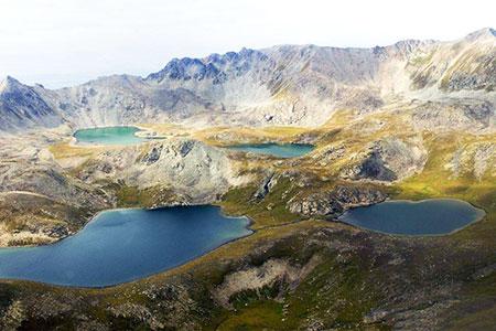 Новости: ЮНЕСКО намерено спасти ледниковые озёра Алматы