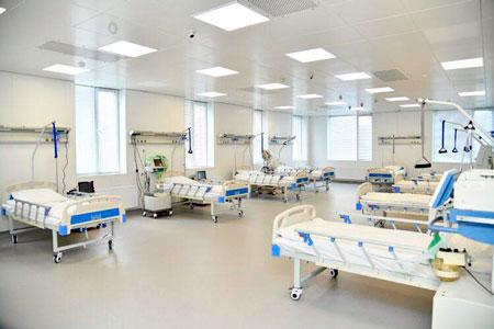 Новости: ВШымкенте построили инфекционный госпиталь